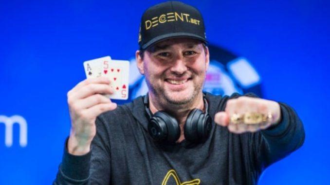 phil hellmuth un tres grand joueur de poker