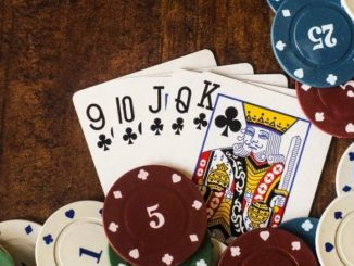 poker suite au roi de trefle